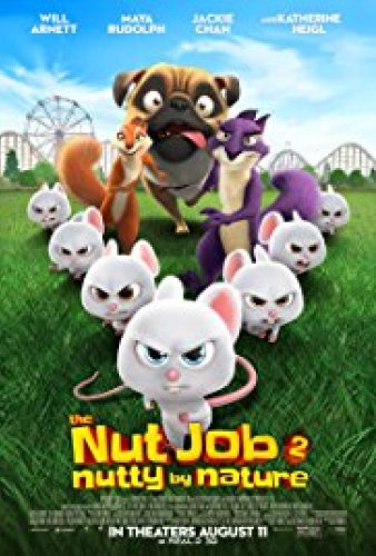 The Nut Job 2: Nutty by Nature (2018)