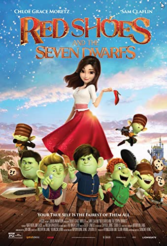 Red Shoes and the Seven Dwarfs (2019)