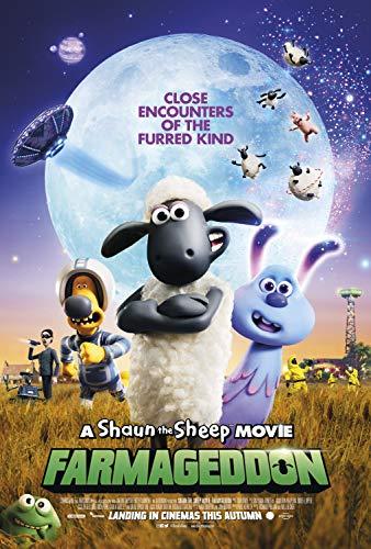 A Shaun the Sheep Movie: Farmageddon (2019)
