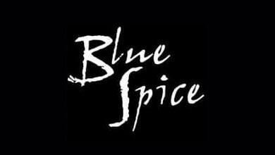 Blue Spice Restaurant Logo