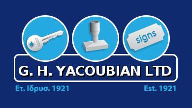 Yacoubian Signs Logo