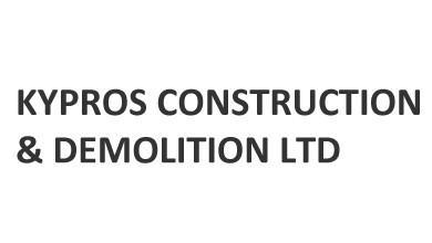 Kypros Demolition Logo