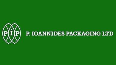 P. Ioannides Packaging Ltd Logo