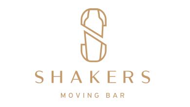Shakers Moving Bar Logo