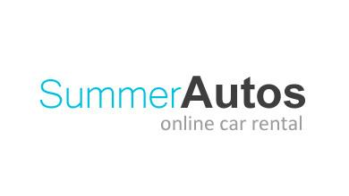 Summer Autos Logo