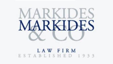 Markides Markides & Co Logo
