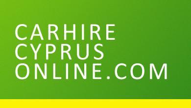 Car Hire Cyprus Online Logo