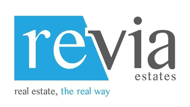 Revia Estates Logo