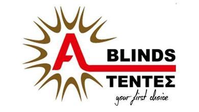 Alpha Blinds Tents Logo