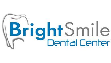 Bright Smile Dental Center Logo