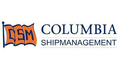 Columbia Shipmanagement Logo