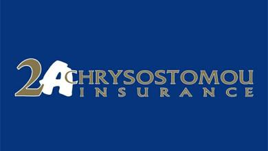 2A Chrysostomou Insurance Agents Logo