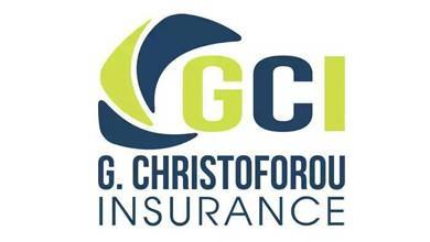 G. Christoforou Insurance Agents Logo