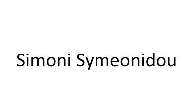 Simoni Symeonidou Logo