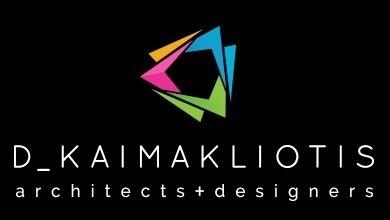 D_Kaimakliotis Architects + Designers Logo
