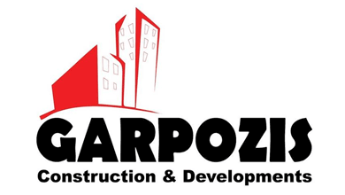 Garpozis Construction & Developments Logo