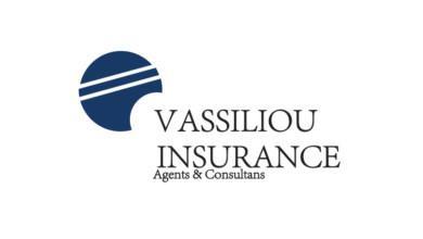 C & E Vassiliou Insurance Logo