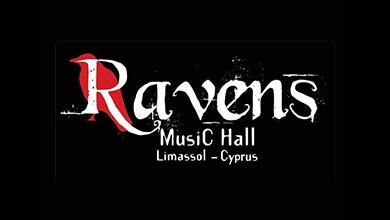 Ravens Music Hall Logo