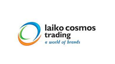 Laiko Cosmos Trading Logo