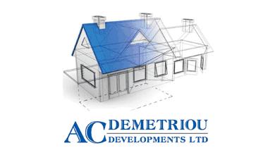 AC Demetriou Developers Logo