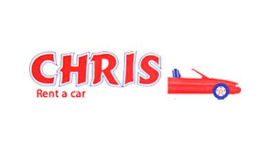 Chris Rent A Car Logo