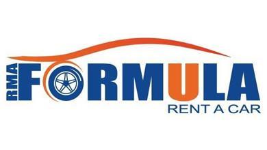 Formula Rent A Car Logo