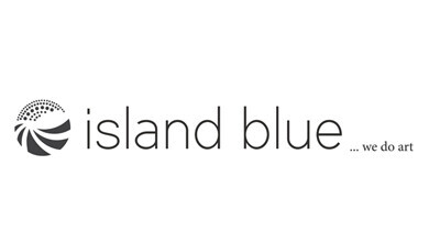 Island Blue Developers Logo