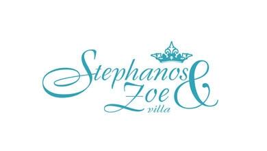 Stephanos & Zoe Villa Logo