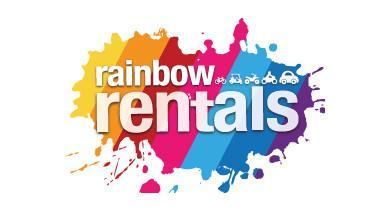 Rainbow Rentals Logo