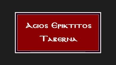 Agios Epiktitos Logo