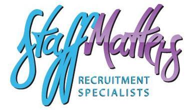 StaffMatters Recruitment Logo