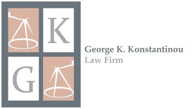 George K. Konstantinou Law Logo