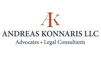 Andreas Konnaris LLC Logo