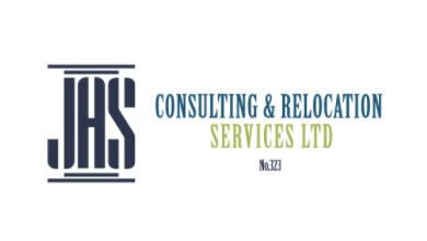 JAS Consulting & Relocation Services Logo