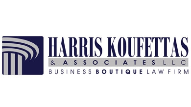 Harris Koufettas & Associates LLC Logo