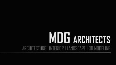 MDG Architects Logo