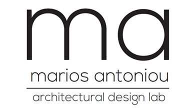 Marios Antoniou Architectural Design Lab Logo