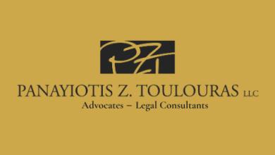 Panayiotis Z. Toulouras LLC Logo