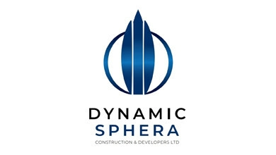 Dynamic Sphera Construction & Developers Logo