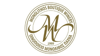 Monolithos Winery Logo