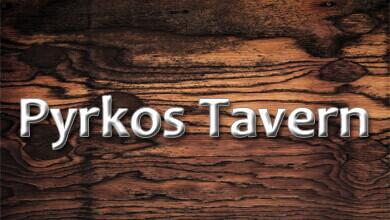 Pyrkos Tavern Logo