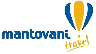 Mantovani Travel Logo