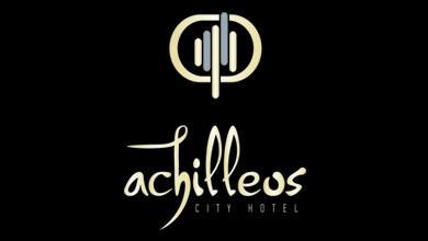 Achilleos City Hotel Logo