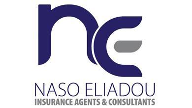 Naso Eliadou Insurance Agents Logo