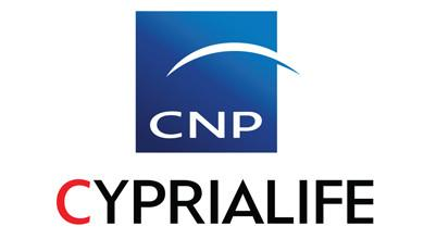 CNP Cyprialife Logo
