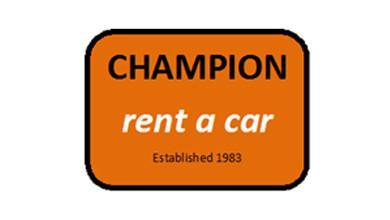 Champion Rent A Car Logo