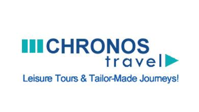 Chronos Travel Logo