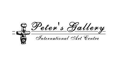 Peter's Gallery Logo
