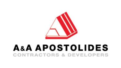 Apostolides Construction Logo