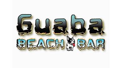 Guaba Beach Bar Logo